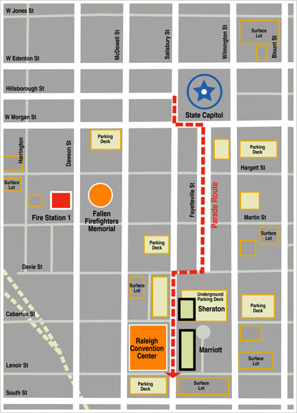 Hotels Near Raleigh Convention Center